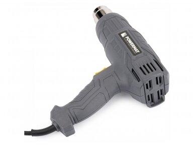 Powermat orapūtė PM-OP-2000MN, 2000W 4