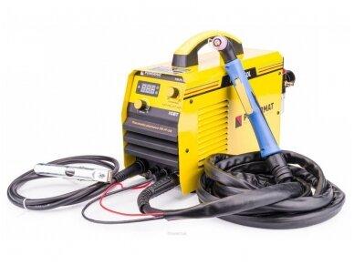 Powermat plazminio pjovimo aparatas PPM-PP-50L, 50A 2
