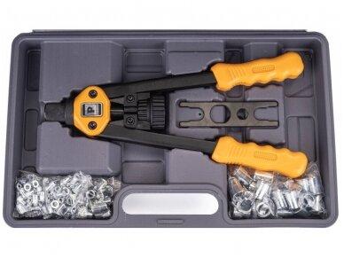Powermat rankinis kniediklis M3-M12 PM-NIR-110SU 11