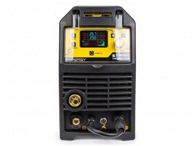 Powermat sinerginis pusautomatis PM-IMGS-230L SYNERGY, 230A, 230V, MIG/MAG/MMA/LIFT-TIG 6