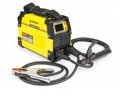 Powermat suvirinimo aparatas MMA PM-IMGT-330S LCD, 330A, 230V