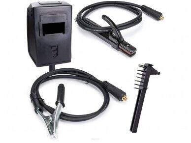 Powermat suvirinimo aparatas MMA PM-MMA-260SN, 260A, 230V 11