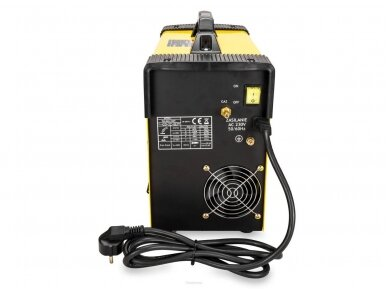 Powermat suvirinimo pusautomatis PM-IMG-220T, 220A, 230V, MIG/MAG/TIG/MMA 4