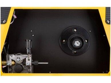 Powermat suvirinimo pusautomatis PM-IMG-220T, 220A, 230V, MIG/MAG/TIG/MMA 7