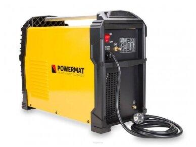 Powermat suvirinimo pusautomatis PM-IMG-230T, 230A, 230V, MIG/MAG/TIG/MMA 3