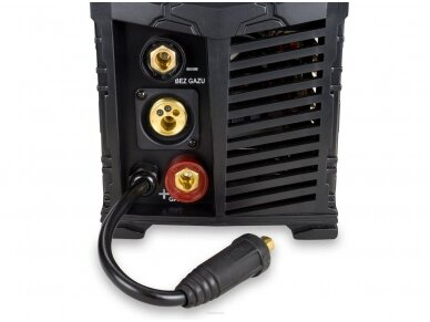 Powermat suvirinimo pusautomatis PM-IMG-230T, 230A, 230V, MIG/MAG/TIG/MMA 10