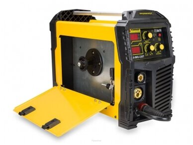 Powermat suvirinimo pusautomatis PM-IMG-230T, 230A, 230V, MIG/MAG/TIG/MMA 5