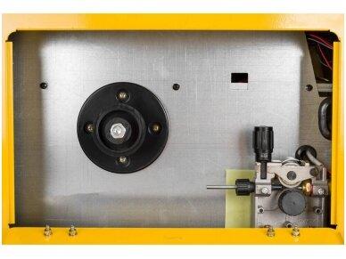 Powermat suvirinimo pusautomatis PM-IMG-230T, 230A, 230V, MIG/MAG/TIG/MMA 11