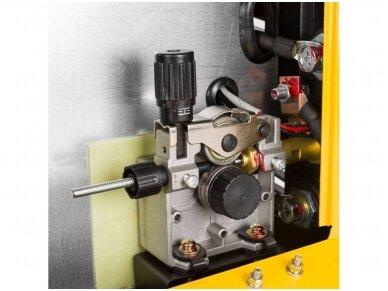 Powermat suvirinimo pusautomatis PM-IMG-230T, 230A, 230V, MIG/MAG/TIG/MMA 12