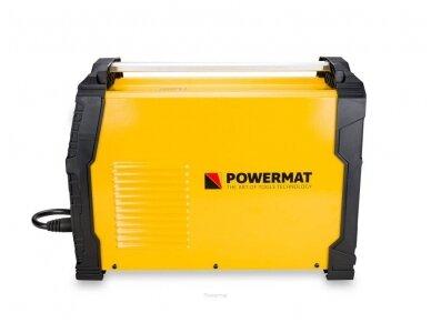 Powermat suvirinimo pusautomatis PM-IMG-230T, 230A, 230V, MIG/MAG/TIG/MMA 7