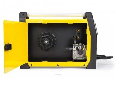 Powermat suvirinimo pusautomatis PM-IMGS-220L SYNERGY, 220A, 230V, MIG/MAG/MMA/LIFT-TIG 3