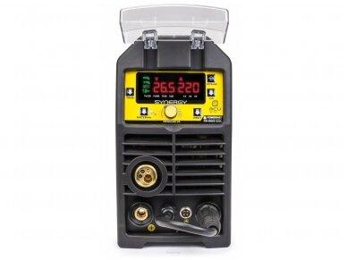 Powermat suvirinimo pusautomatis PM-IMGS-220L SYNERGY, 220A, 230V, MIG/MAG/MMA/LIFT-TIG 6