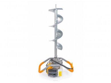 Powermat žemės grąžtas PM-SWG-600N-3W, 6AG, 3 grąžtai komplekte 3