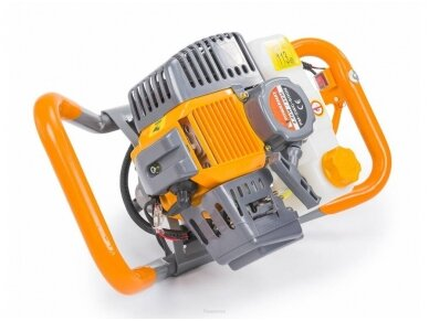Powermat žemės grąžtas PM-SWG-600N-3W, 6AG, 3 grąžtai komplekte 6