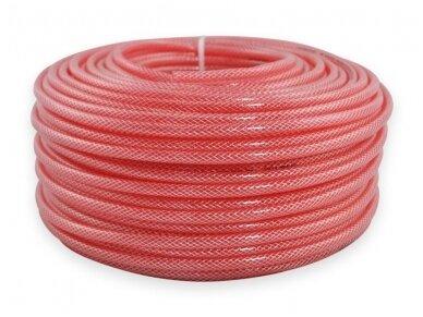 Žarna techninėms dujoms raudona 5 × 8 (m)