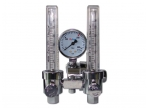 Sherman RBR2-CO2 Reduktorius CO2/Argon su 2 rotametrais