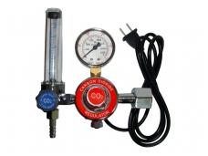 Reduktorius CO2 su pašildymu RBRP-CO2 36V