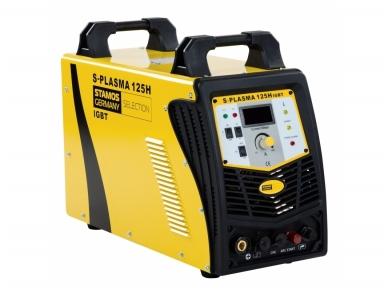 STAMOS S-Plasma 125CNC Plazminio pjovimo aparatas, 125A, 400V, 35mm
