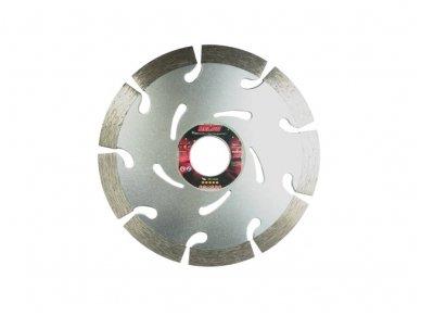 Segmentinis deimantinis diskas 125mm DELOG DCS-125P