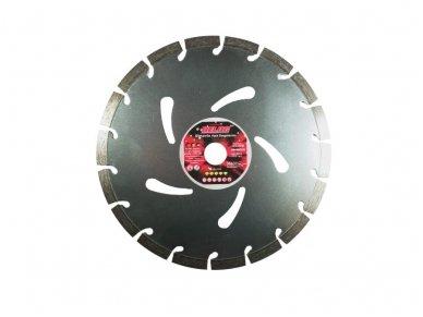 Segmentinis deimantinis diskas 230mm DELOG DCS-230P