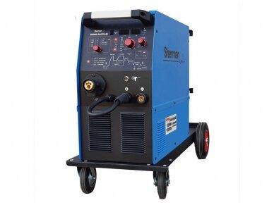Sherman DIGIMIG 360 Pulse sinerginis inverterinis suvirinimo aparatas, 360A, 400V