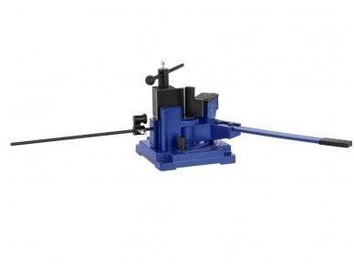 Skardos lankstymo staklės 120° - 100 mm