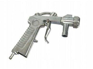 Smėliapūtės pistoletas su 4 antgaliais 2