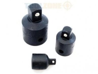 Smūginių adapterių rinkinys | 3 vnt. 3