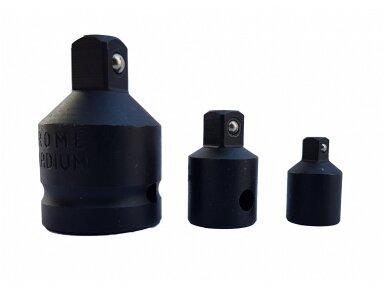 Smūginių adapterių rinkinys | 3 vnt. 4
