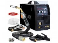 MIG/MAG SPARTUS® MasterMIG 250 DUAL Pulse Synergy welder