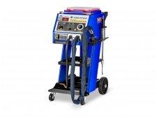 Spoteris S-SPOTTER 4000A su darbo stalu (taškinio-kontaktinio suvirinimo mašina)