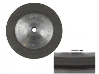 Spartus D90 Diskas volframinių elektrodų galąstuvui 3