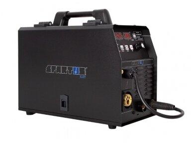 Spartus EasyMIG 200 suvirinimo pusautomatis, 200A, 230V 3