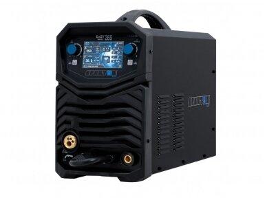 SPARTUS EasyMIG 265 suvirinimo pusautomatis, 250A, 400V 3