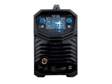 SPARTUS EasyMIG 265 suvirinimo pusautomatis, 250A, 400V 4