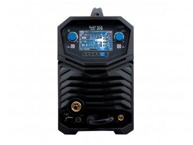 SPARTUS EasyMIG 315 suvirinimo pusautomatis, 300A, 400V 4