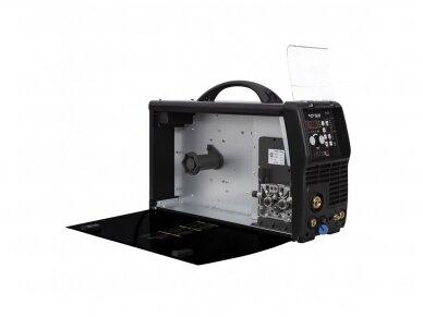 SPARTUS MasterMIG 250 DUAL Pulse Synergy Suvirinimo aparatas, 250A, 400V 3
