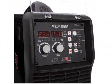 SPARTUS MasterMIG 250 DUAL Pulse Synergy Suvirinimo aparatas, 250A, 400V 2