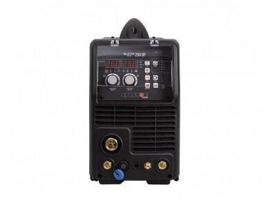 SPARTUS MasterMIG 250 DUAL Pulse Synergy Suvirinimo aparatas, 250A, 400V 5