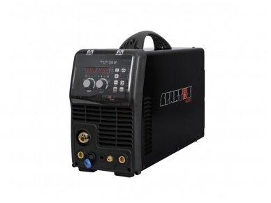 SPARTUS MasterMIG 250 DUAL Pulse Synergy Suvirinimo aparatas, 250A, 400V 6