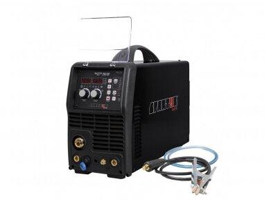 SPARTUS MasterMIG 250 DUAL Pulse Synergy Suvirinimo aparatas, 250A, 400V 7
