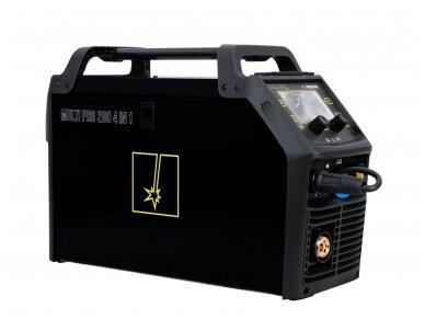 SPARTUS Multi Pro 200 4in1 kombinuotas suvirinimo aparatas, 200A, 230V 3