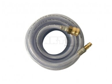 Spartus pneumatinė žarna FI10mm [ritė 10m]