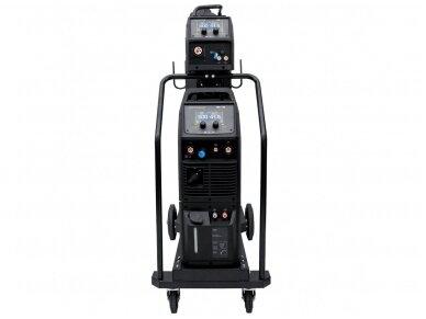 Spartus ProMIG 505 suvirinimo aparatas su aušintuvu, 500A, 400V 4