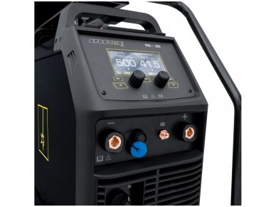 Spartus ProMIG 505 suvirinimo aparatas su aušintuvu, 500A, 400V 8