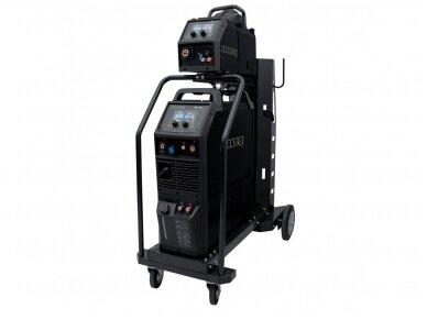 Spartus ProMIG 505 suvirinimo aparatas su aušintuvu, 500A, 400V