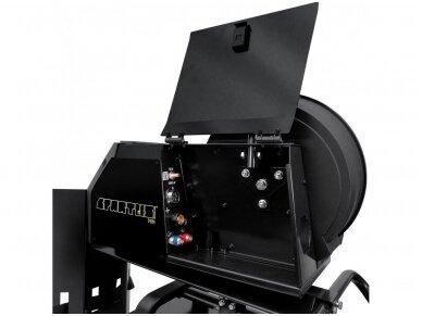 Spartus ProMIG 505 suvirinimo aparatas su aušintuvu, 500A, 400V 9