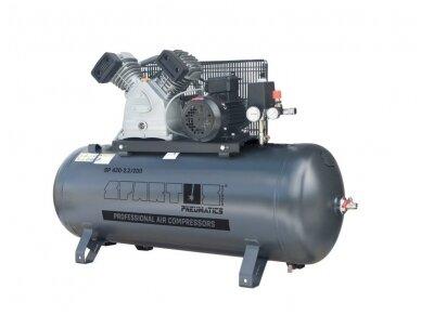 Spartus stūmoklinis kompresorius SP 420-2.2/200, 200l, 230/400V