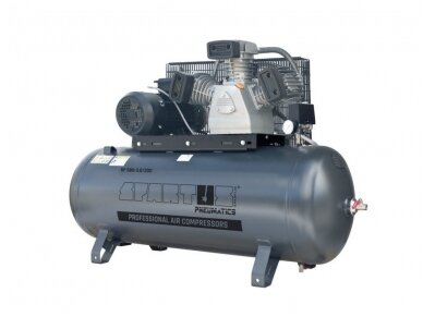Spartus stūmoklinis kompresorius SP 580-3.0/200, 200l, 400V