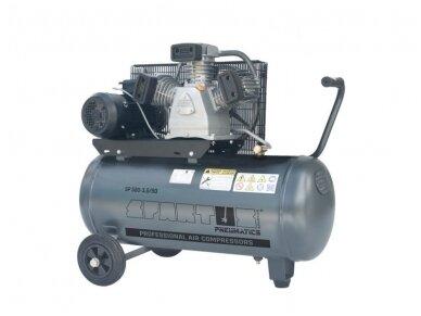 Spartus stūmoklinis kompresorius SP 580-3.0/50, 50l, 400V